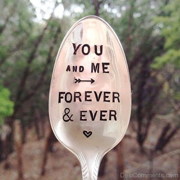 You And Me Forever And Ever-pol9083DC062