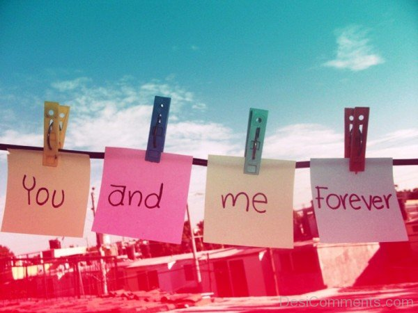 You And Me Forever-pol9093DC104