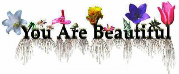 You Are Beautiful Flowers Image-ybe2059DC107