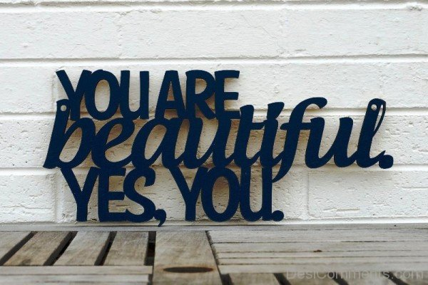 You Are Beautiful Yes,You-ybe2075DC083
