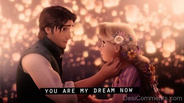 You Are My Dream Now-dc23Desi19