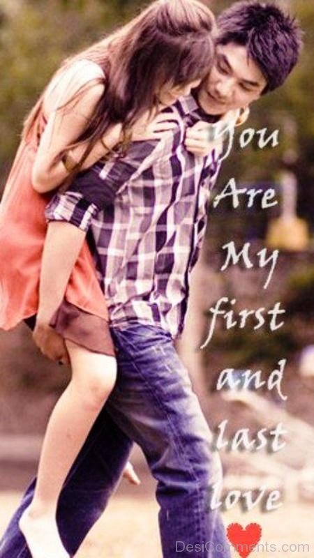 You Are My First And Last Love-YTE335DC20