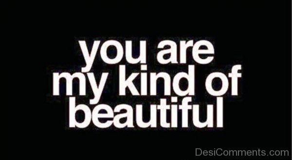 You Are My Kind Of Beautiful 1-DC114