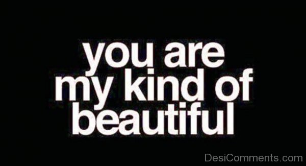 You Are My Kind Of Beautiful-DC115