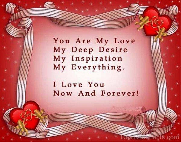 You Are My Love My Deep Desire-puff024desi20