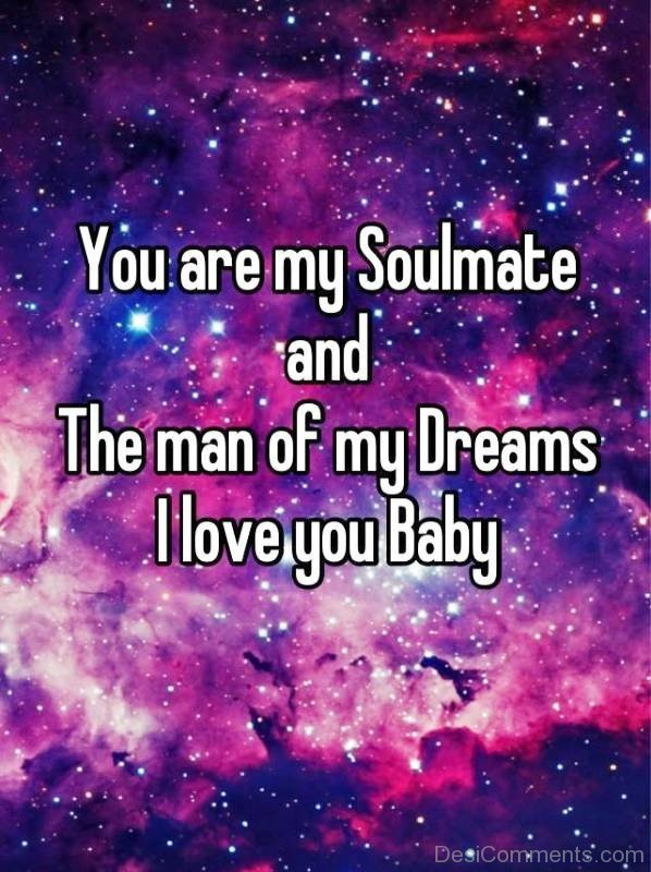 You Are My Soulmate And The Man-yni847DC41
