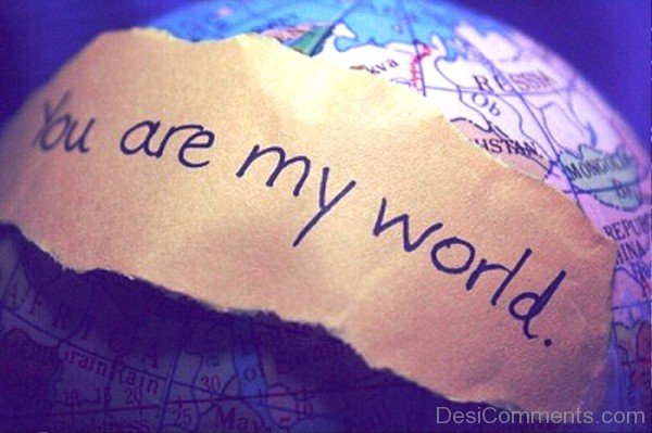 You Are My World-pyb620DC21