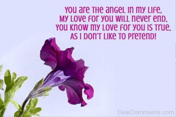 You Are The Angel In My Life-uy638DC0DC12
