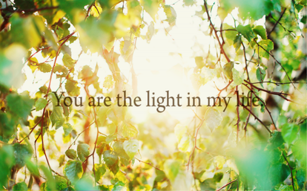 You Are The Light In My Life-pyb622DC32