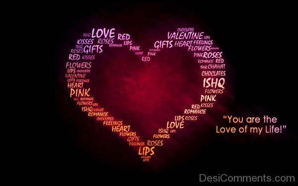 You Are The Love Of My Life-uty324DESI24