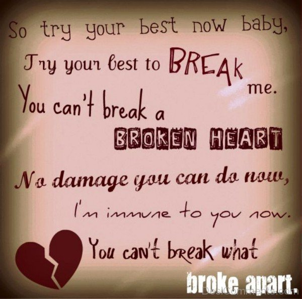 You Can't Break A Broken Heart-kil1221DESI06