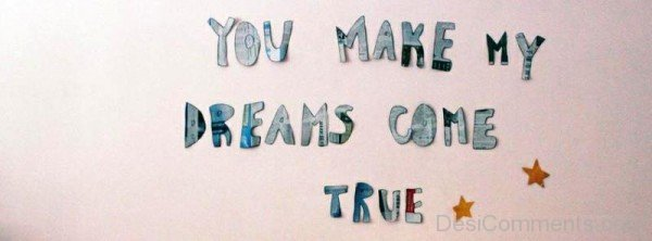You Make My Dreams Come True-mr331DC02305