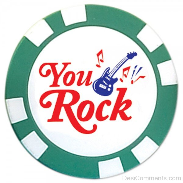 Picture: You Rock !