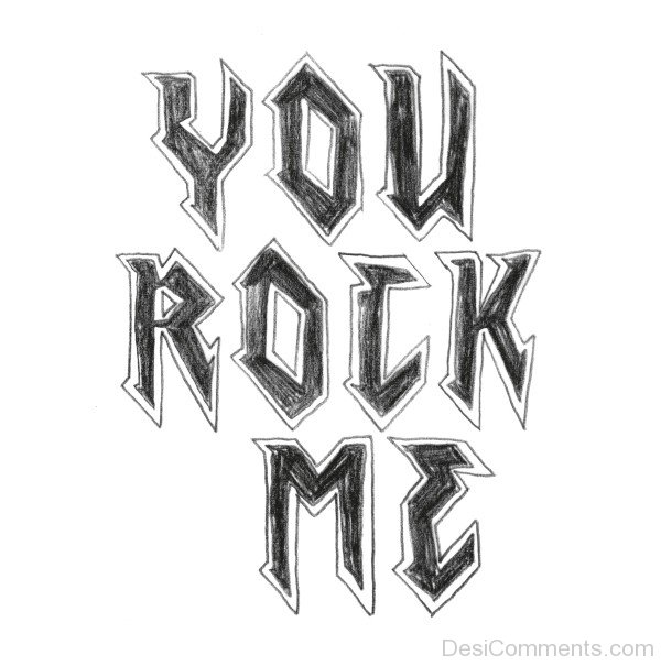 Picture: You Rock Me