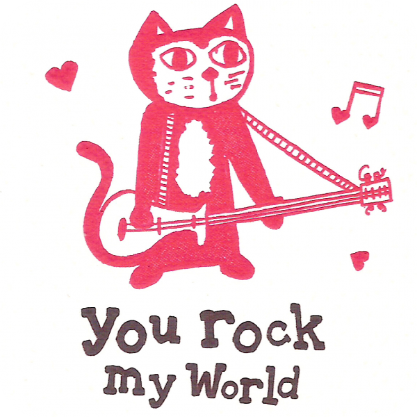 You Rock My World Pic