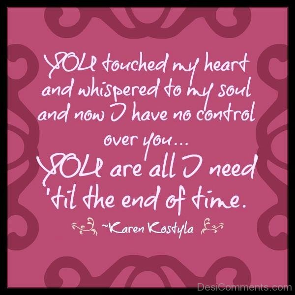 You Touched My Heart And Whispered-yni853DC17