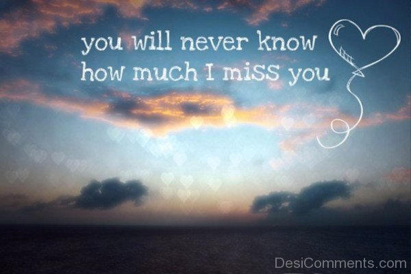 You Will Never Know- Dc 4101
