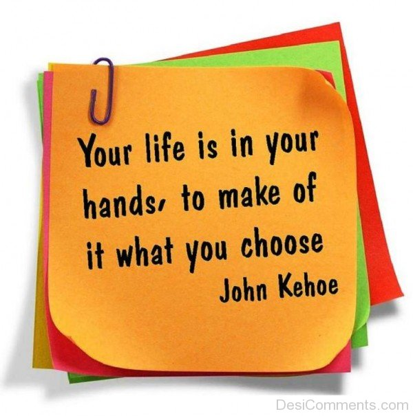 Your Life Is In Your Hands- DC 746