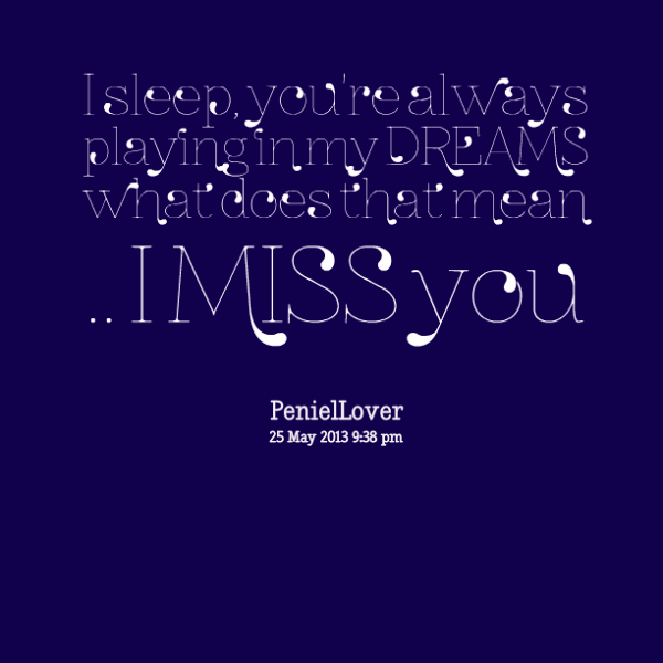 You're Always Playing In My Dreams-mr334DC02318