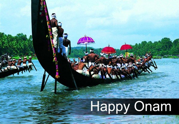 Happy Onam day